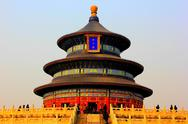 Stock Photo of Temple of Heaven in Beijing, China