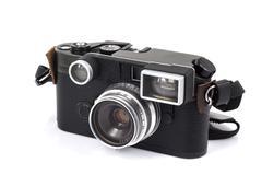 vintage germany rangefinder - stock photo