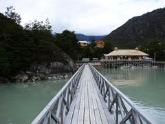 Caleta Tortel - stock photo