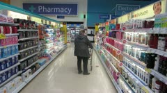 Pharmacy - stock footage