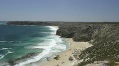Stock Video Footage of Australian Coastline