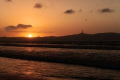 Coquimbo Sunset Stock Photos