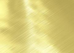 Stock Illustration of polished gold