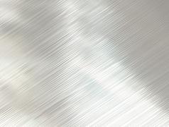 Polished metal Stock Illustration