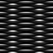 abstract carbon fibre - stock illustration