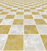 marble floor - stock illustration