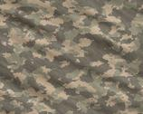 Stock Illustration of digital camoflage camo background