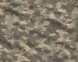 Digital camoflage camo background Stock Illustration