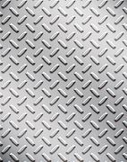 Alloy diamond plate Stock Illustration