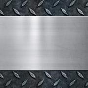 Old metal background texture Stock Illustration