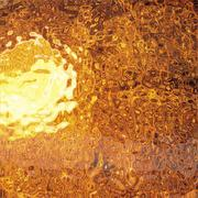 frosted gold - stock illustration