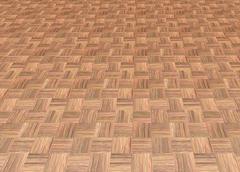 Wood floor tiles Stock Illustration
