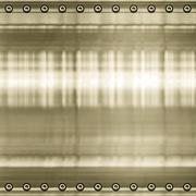 Stainless steel background texture Stock Illustration