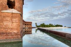 Stock Photo of Fort Jefferson