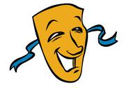 Stock Illustration of ComedyMask