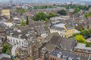 Cityscape of maastricht Stock Photos