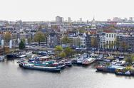 View on amsterdam Stock Photos