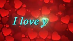 Valentine Background 13 Stock Footage