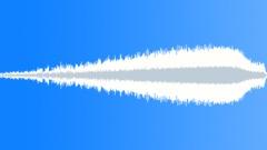 Bright wind - sound effect
