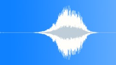 White flying swoosh Sound Effect