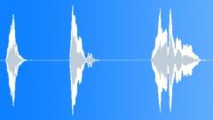Woman sudden surprised voices Sound Effect