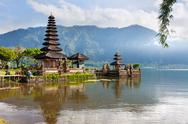 Stock Photo of pura ulun danu