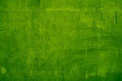 green color cement wall - stock photo