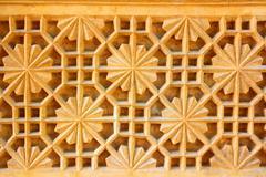 India ornate decoration background Stock Photos