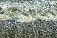 Turbulent sea Stock Photos