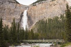 canada - british columbia - yoho nationalpark - stock photo