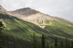 Canada - british columbia - yoho nationalpark Stock Photos