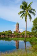 Wat praram temppeli tulva Kuvituskuvat