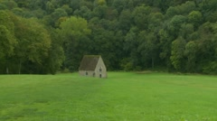 Tiny Chapel in Normandy (1) Stock Footage