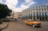 Stock Photo of Cuban Street