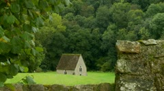 Tiny Chapel in Normandy (2)# Stock Footage
