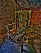 Stock Photo of Old chair