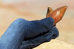 Stock Photo of western style
