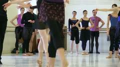 Ballet school, Stock Footage