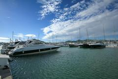 Yacht Stock Photos
