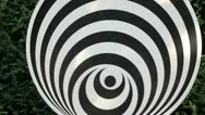 Stock Video Footage of optical illusion