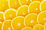 Background from the oranges Stock Photos