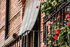 alcala de henares, madrid province, spain, europe - stock photo