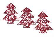 Symbolic christmas tree Stock Photos