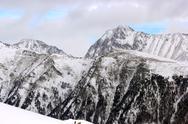 High austrian alps Stock Photos