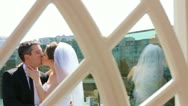 Wedding day (part 3) Stock Footage
