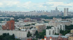 Moscow 2 Stock Footage