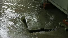Amulet Market flood 9528 Stock Footage