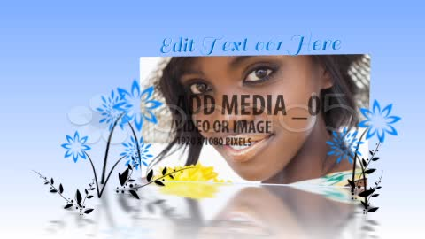 After Effects Project - Pond5 Flower Arrangement Sequence 20632051