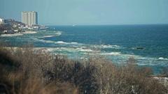 Black Sea Odessa - stock footage