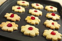 Stock Photo of cookies